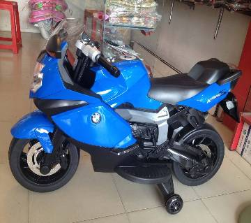 Original BMW Rechargeable Motorcycle for children