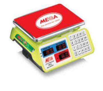 Mega Digital Scale
