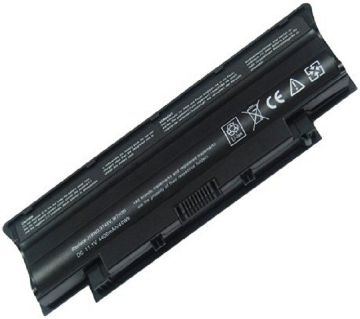 DELL INSPIRON 14R N4010 6 CELL BLACK LAPTOP BATTERY