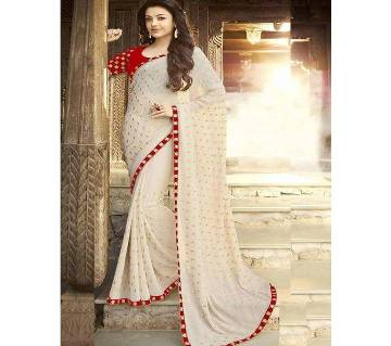 Indian Weightless Georgette Sharee replica