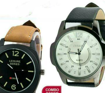 Gents Stylish Watch - Buy 1 Get 1 Free (Copy)