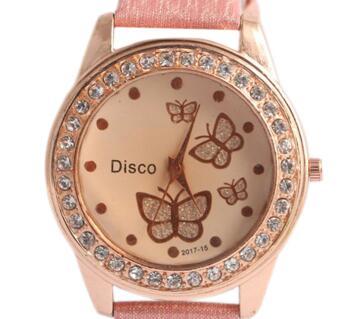Disco Ladies Analog WristWatch