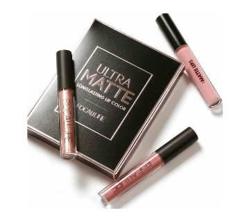 FOCALLURE Ultra Matte Long Lasting Lip Color UK