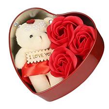 Valentine লাভ গিফট বক্স