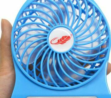 Mini Rechargeable USB Fan