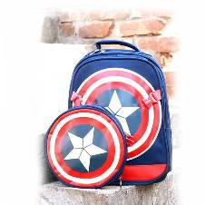 Stylish Backpack (Captain America)