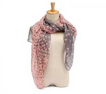 Scarf Shawl Voile Stole Dot Warm Scarves