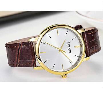 Lovers Watch Casual Leather Fashion