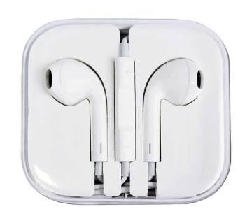 Apple iphone Earphone- White (copy)