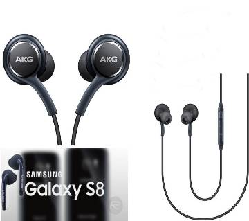 In-Ear Headphone for Galaxy S8 Tuned by AKG