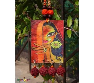 Beni Bou Canvas pendent