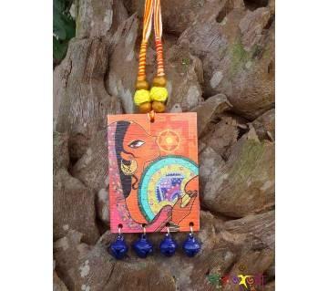 Pankha Canvas pendent
