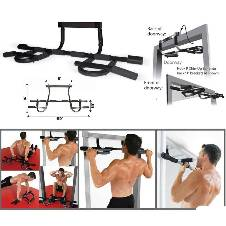 Iron Gym Upper Body Work Out Bar