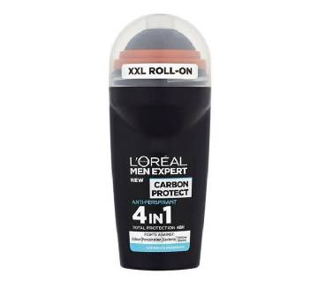 LOreal Men Expert Roll-On Carbon Protect Deodorant - Poland