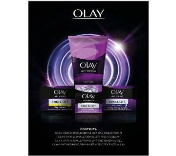 Olay Anti Wrinkle Firm and Lift- Set of 4