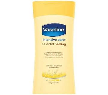 Vaseline Intensive Care Essential Lotion 400ml UK