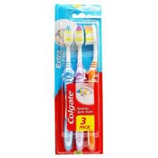 Colgate Extra Clean Toothbrush pack of 3 UK