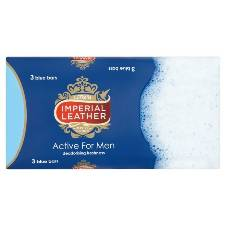 Imperial Leather Soap Active for Men UK