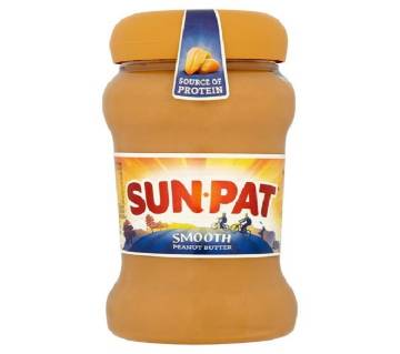 Sun-Pat Smooth Peanut Butter 400gm-UK