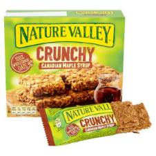 Nature Valley Maple Syrup Cereal Bars Spain