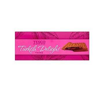 Turkish ডিলাইট Thins Carton 200g - UK