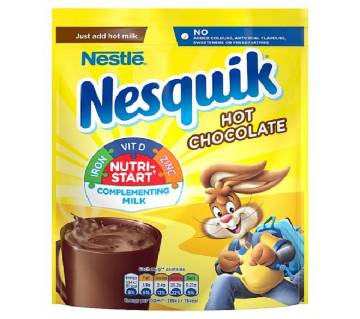 Nesquik Hot Chocolate 400G UK