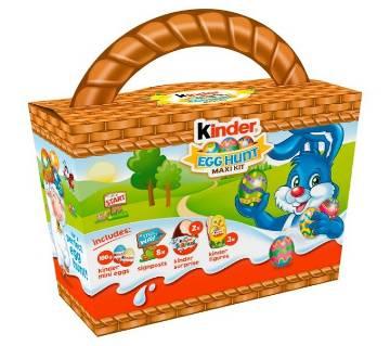 Kinder Egg Hunt 185g - UK