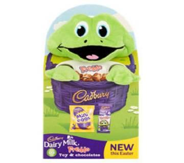 Cadbury Dairy Milk Freddo Chocolate & Toy - UK