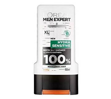 LOreal Men Expert Hydra Sensitive Shower Gel France