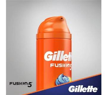 Gillette Fusion5 Ultra Moisturising Shave Gel UK