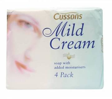 Cussons Mild Cream সোপ UK