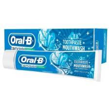 Oral-B Complete টুথপেস্ট এন্ড মাউথওয়াশ UK