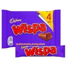 Cadbury Wispa Chocolate Multipack UK