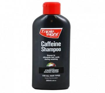 Triple Eight Caffeine শ্যাম্পু 250ml - EU