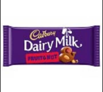Cadbury Fruit  & Nut England