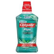 Colgate Plax Antibacterial Soft Mint Mouthwash UK