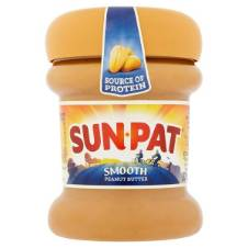 Sun-Pat Smooth Peanut Butter UK