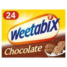 Weetabix Chocolate Cereal 24 Pack UK