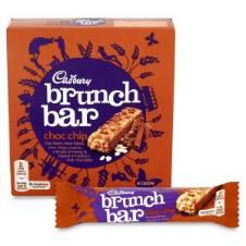 Cadbury Choc Chip Brunch Bar UK