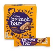 Cadbury Peanut Brunch Bar UK
