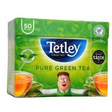Tetley Pure Green Tea Bags UK