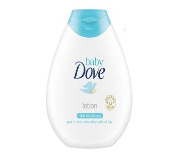 Dove Rich Moisture Baby Lotion UK