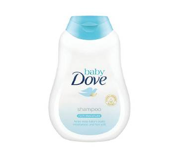 Dove Rich Moisture Baby Shampoo UK