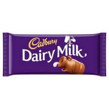 Cadbury Dairy Milk Chocolate Bar 200g UK