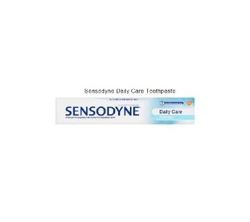 Sensodyne Daily Care Toothpaste UK