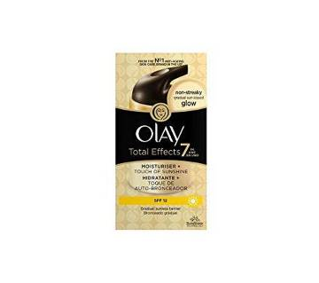 Olay Total Effects 7in1 Touch of Sunshine Moisturizer Poland