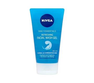 Nivea Daily Essentials Refreshing Facial Wash UK