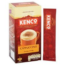 Kenco Cappuccino Instant কফি Sachets Netherlands