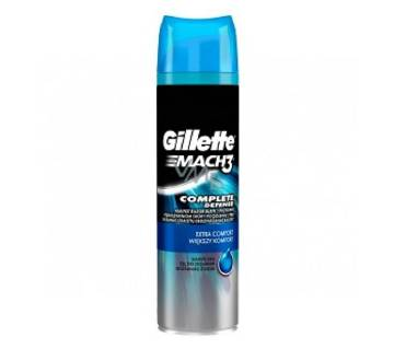 Gillette Match3 Complete Defence Shave Gel UK