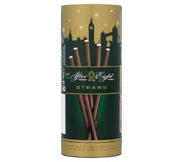 After Eight Mint চকোলেট স্ট্র বক্স - UK
